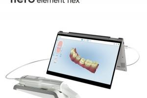 爱齐科技发布iTero Element Flex便携式口内扫描仪,让口腔数字化体验一路相随
