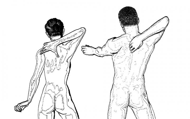 睡觉起来左肩胛骨疼避免过度劳损引发的关节问题