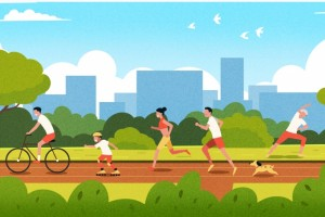 跟着奥运冠军,GET健康生活